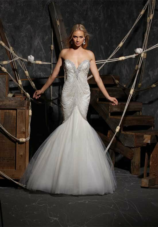 Victor Harper Couture VHC308 Wedding Dress photo