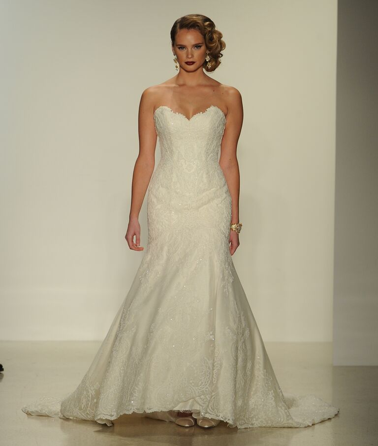 Matthew Christopher Fall Collection Wedding Dress Photos