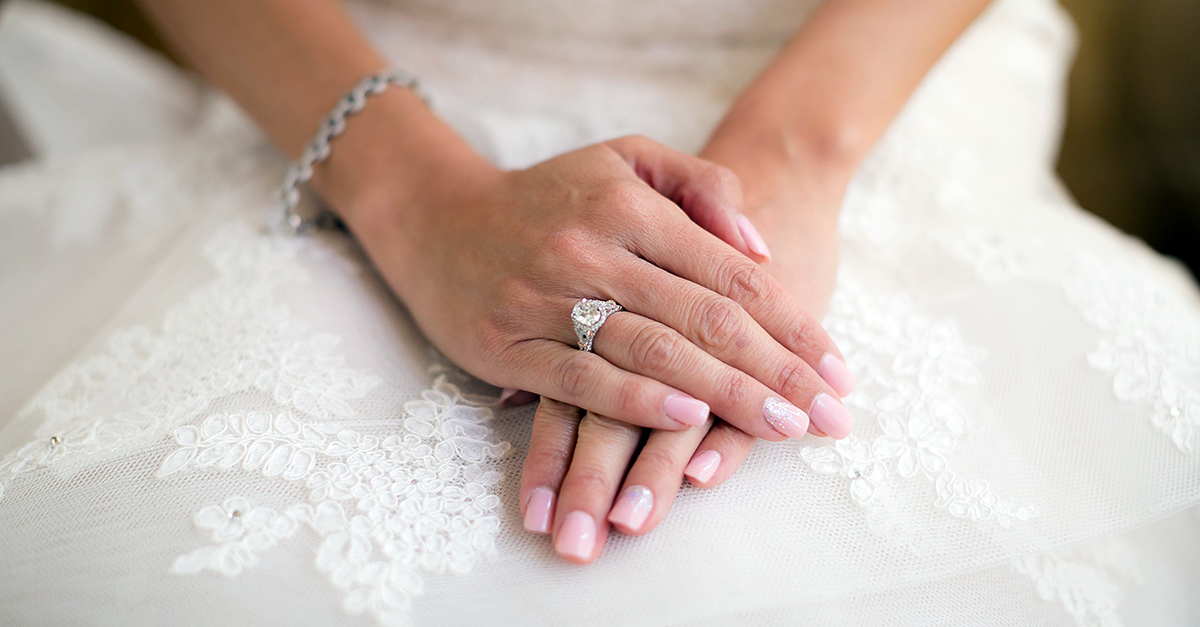 Would You Split the Cost of Your Engagement Ring? Real Brides Weigh In