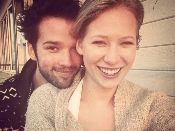 'iCarly' Star Nathan Kress Married London Elise Moore This