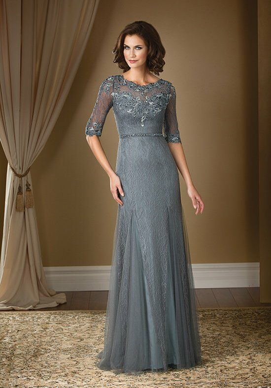 Jade Couture K178009 Mother Of The Bride Dress photo