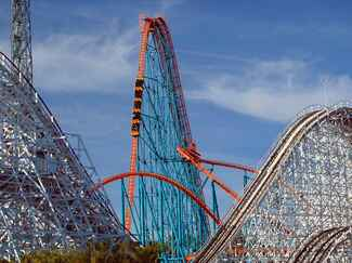 Six Flags Magic Mountain proposal idea