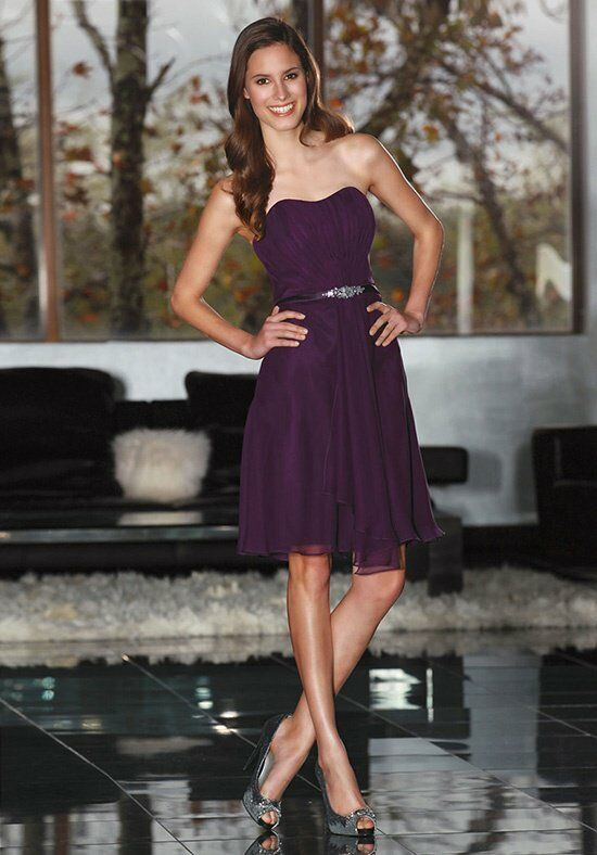 DaVinci Bridesmaids 60132 Bridesmaid Dress photo