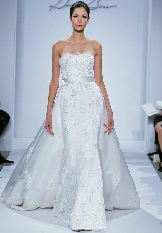 Dennis Basso for Kleinfeld Rita Wedding Dress photo