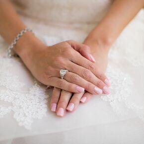 Wedding nails junglespirit Gallery