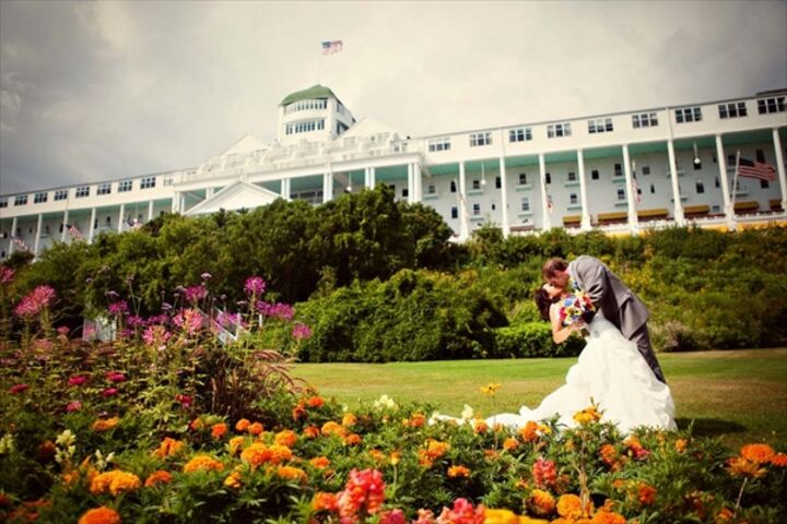 Grand Hotel Mackinac Island Mi Pictures