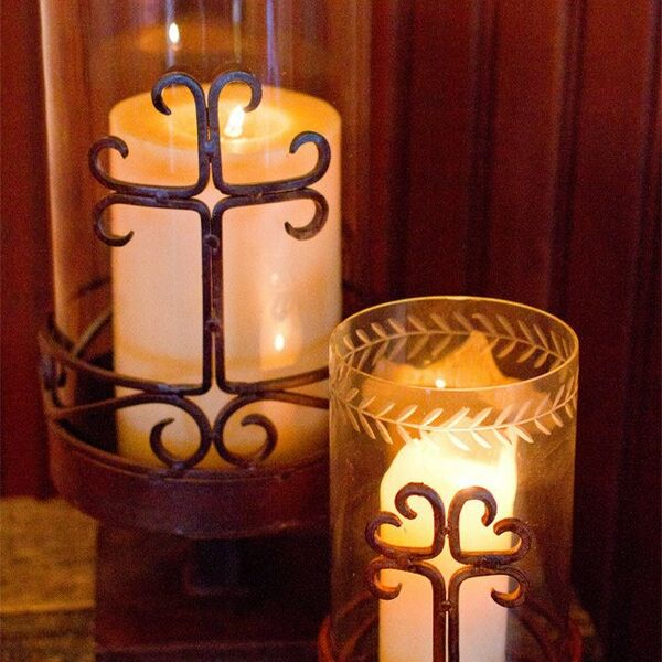 Pillar Candle Decor