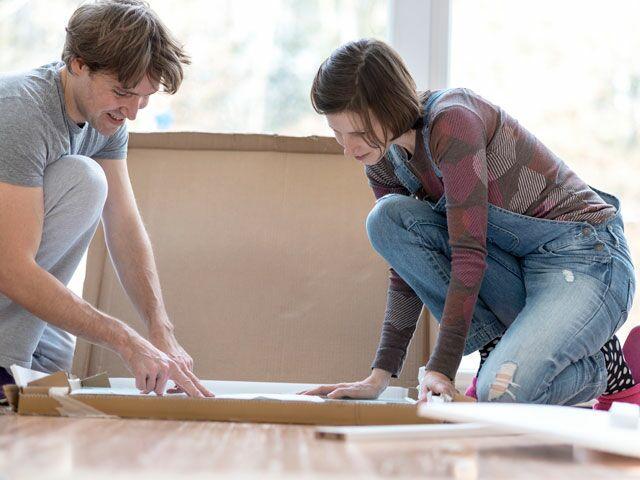 couple planning renovation. 8 Easy Do It Yourself Renovations   Renovating   Decor Tricks