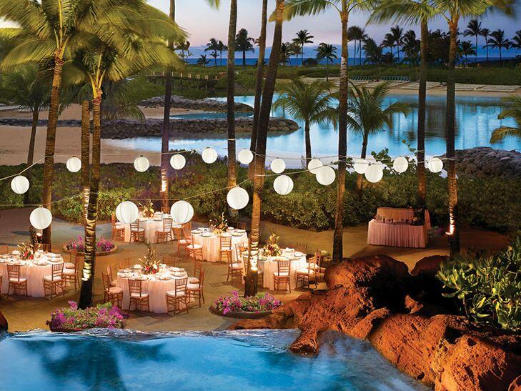Wedding At Atlantis Resort In The Bahamas
