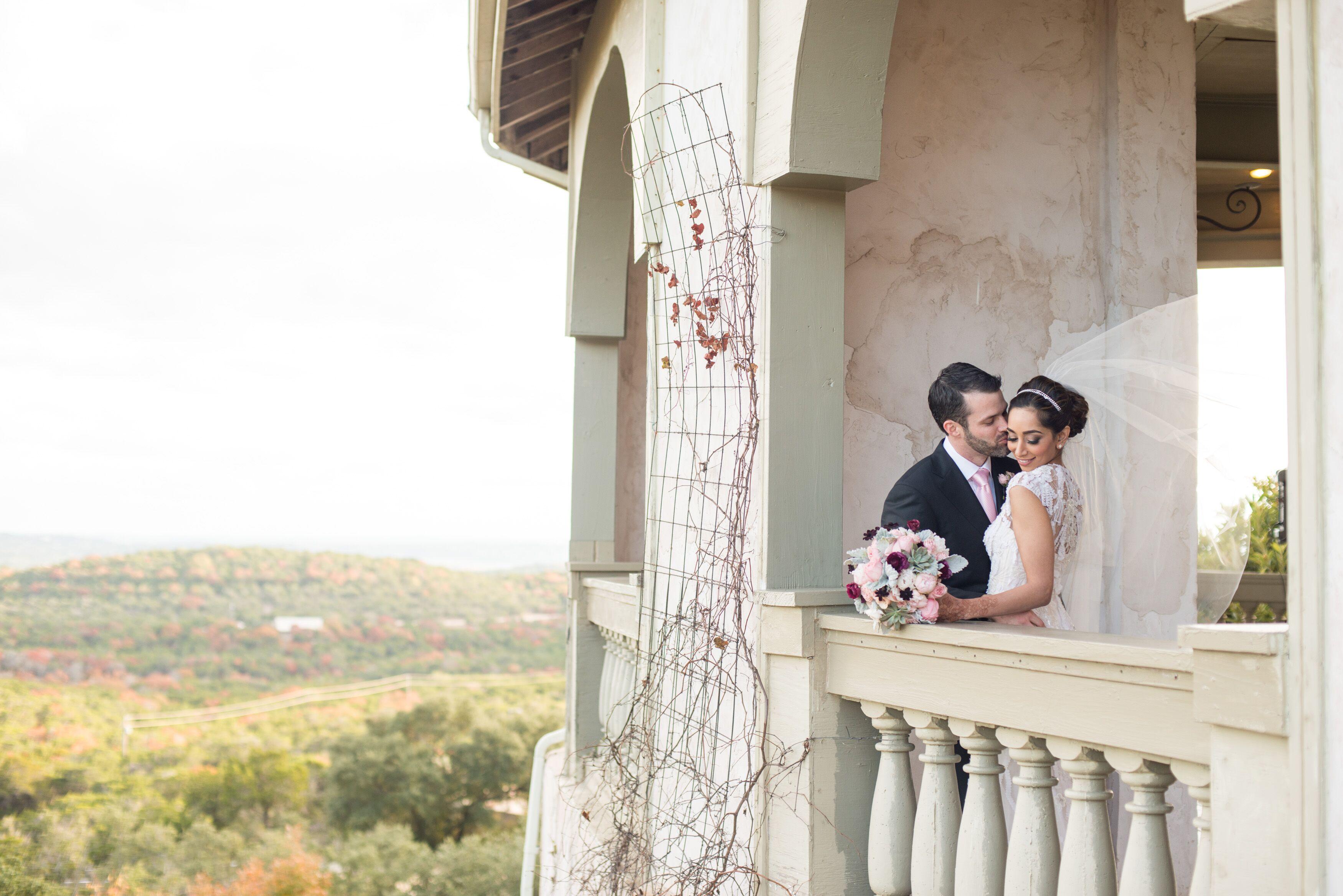 A Traditional Elegant Wedding at Villa Antonia in Austin, Texas