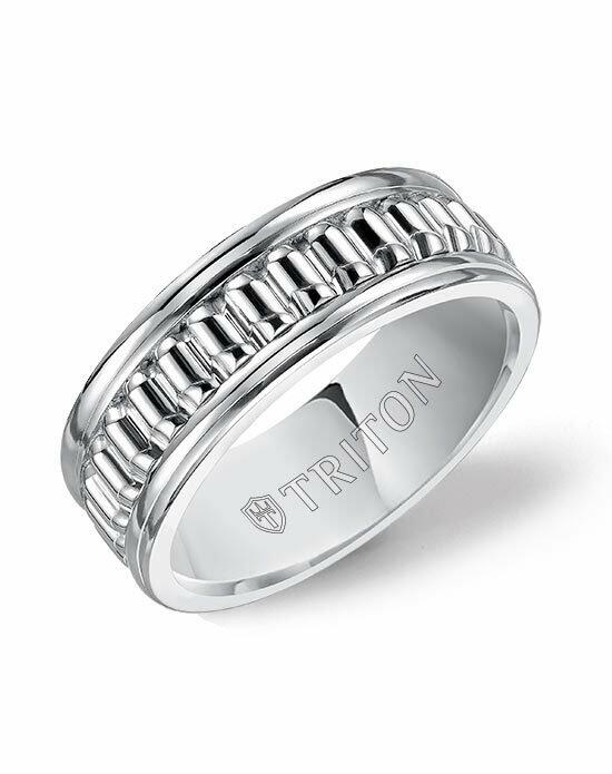 Triton 11-4833HC-G Wedding Ring photo