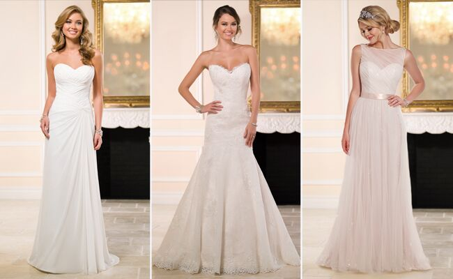 Essense of Australia Stella York Wedding Dresses Fall 2015