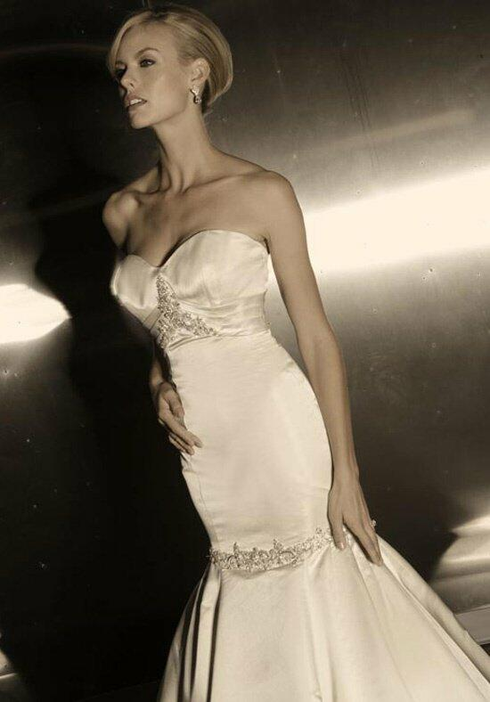 Simone Carvalli 90144 Wedding Dress photo