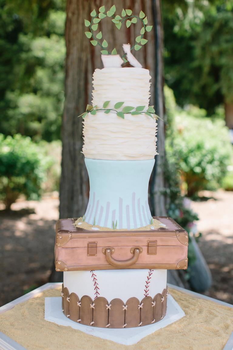 the knot 25 prettiest wedding cakes how the knot wedding s wedding cake was 20853