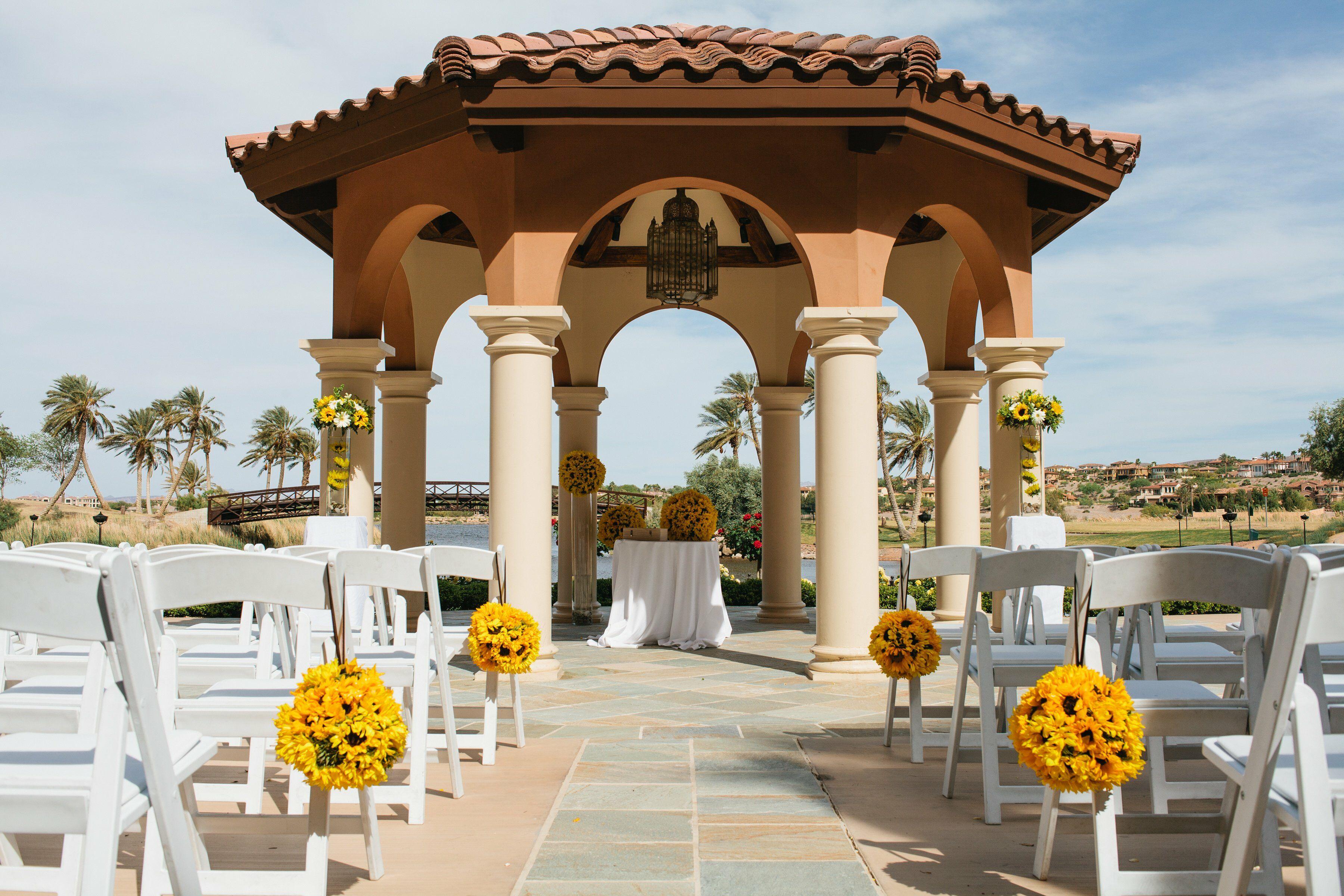 Las Vegas Wedding Ceremony Unique