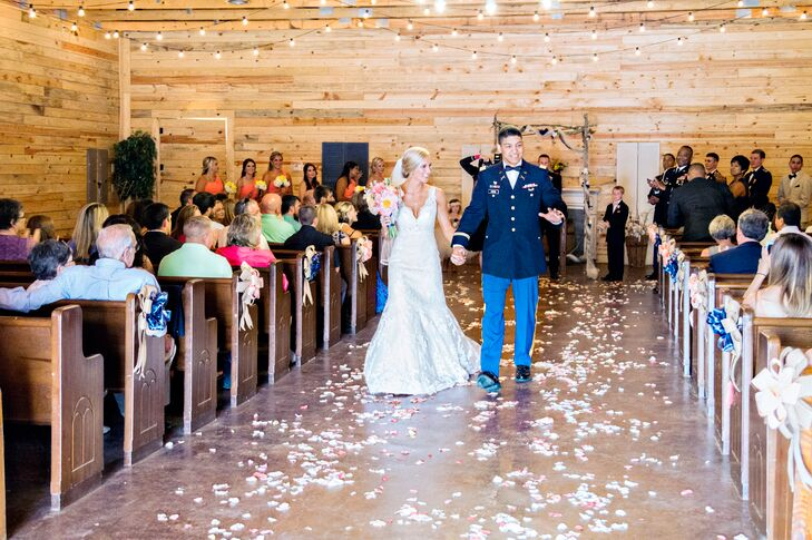 Rustic Wedding Processional And Recessional Songs