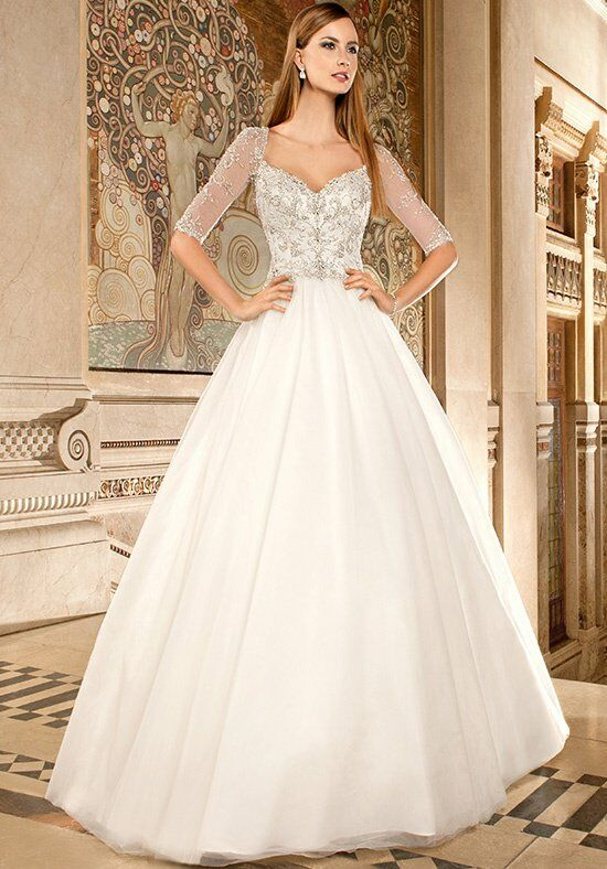 Demetrios 565 Wedding Dress photo