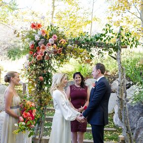 Mountain wedding decorations accents mountain outdoor ceremony in beaver creek junglespirit Image collections