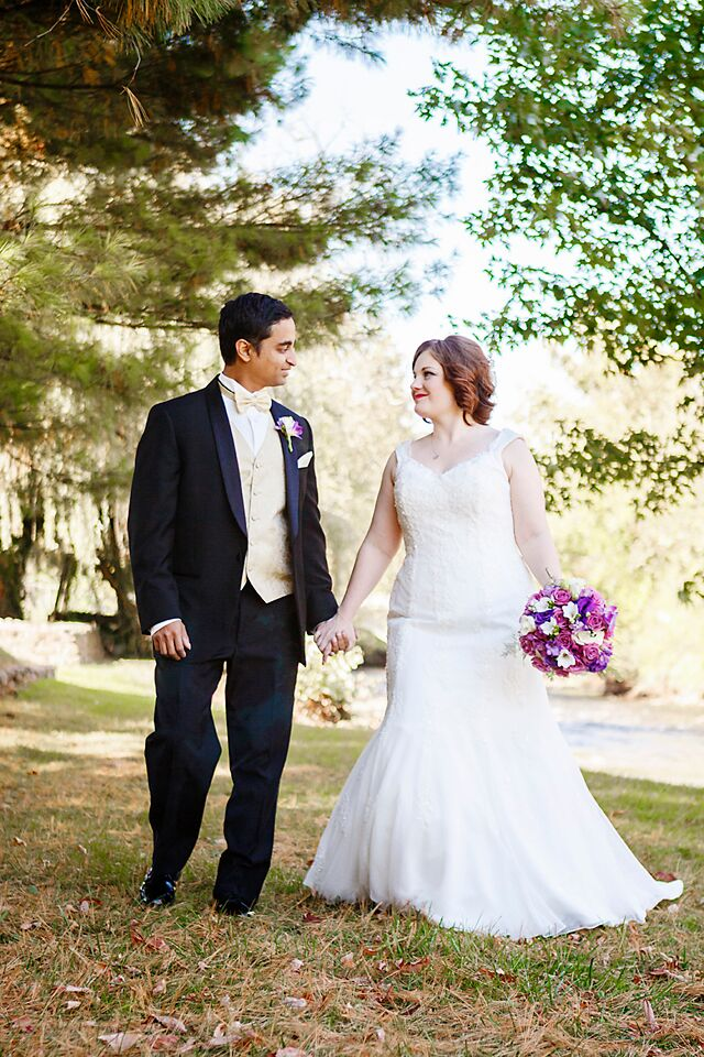A Travel-Inspired Loft Wedding at Venue at King\'s Centre in Johnson ...