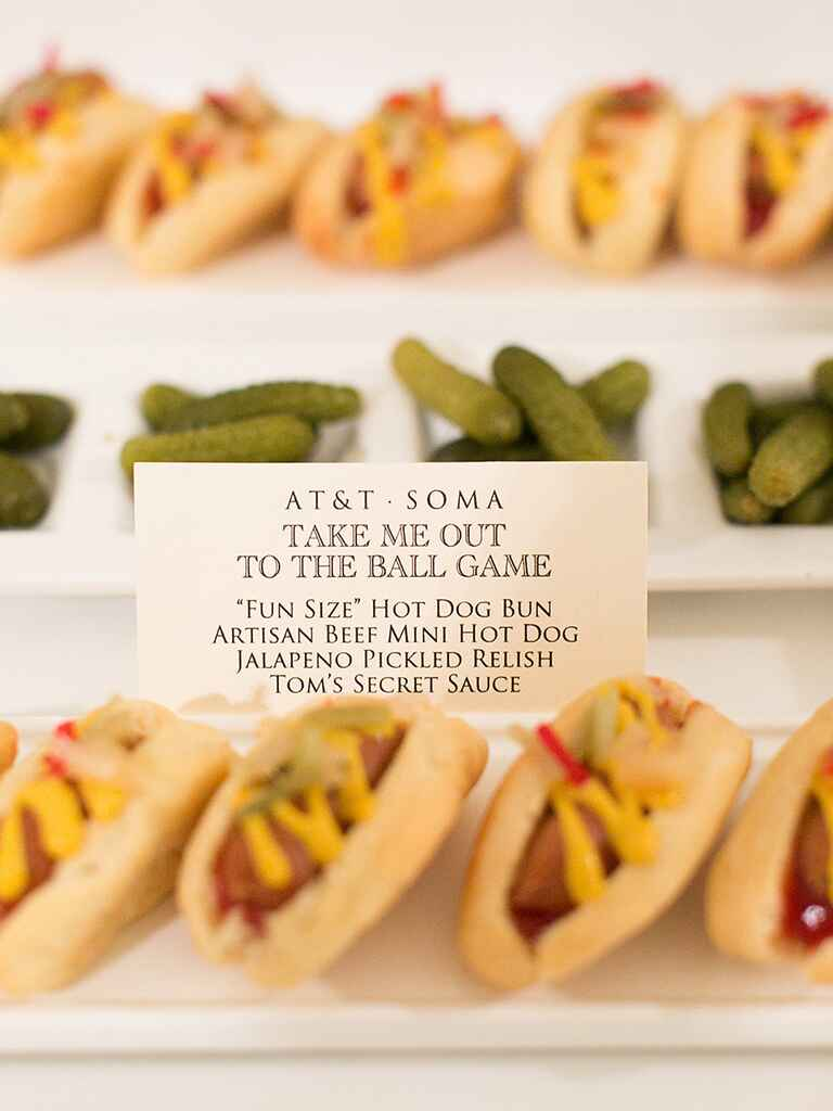 Host an Appetizers-Only Dinner Party: Finger Food Ideas ... |Hot For Wedding Appetizers