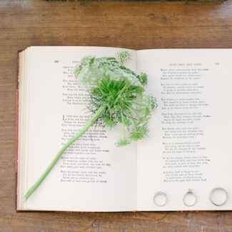 Book of poetry for nondenominational wedding vows