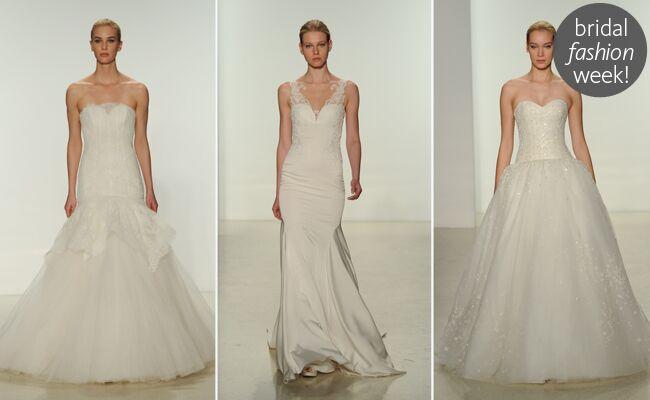 Kenneth Pool Spring 2015 Wedding Dresses