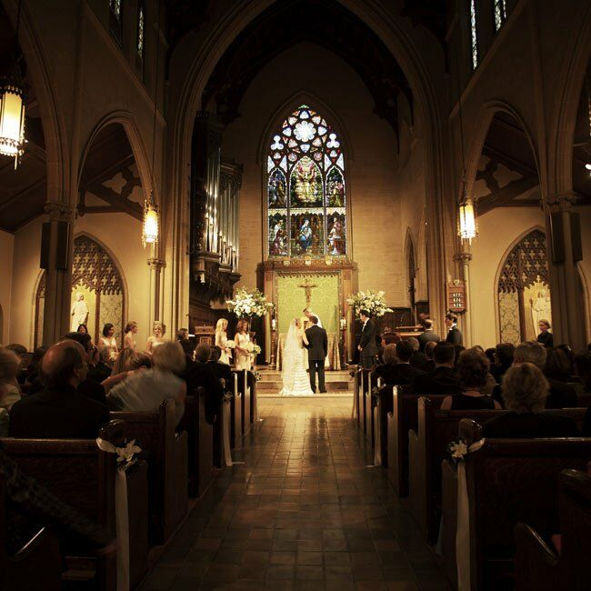 Elizabeth & Kevin: A Formal Wedding In New York, NY