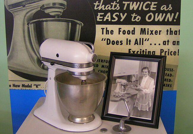 new body kitchenaid mixer