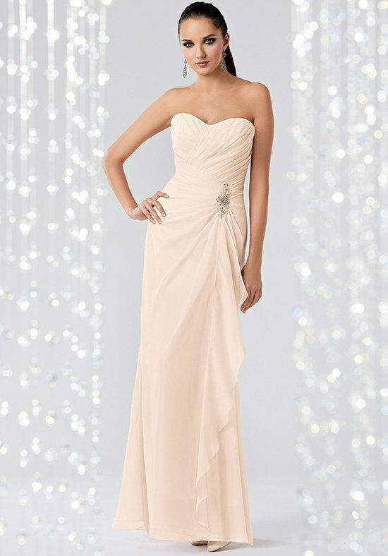 Couture Collection 1822 Bridesmaid Dress photo