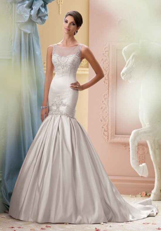 David Tutera for Mon Cheri 115231 India Wedding Dress photo