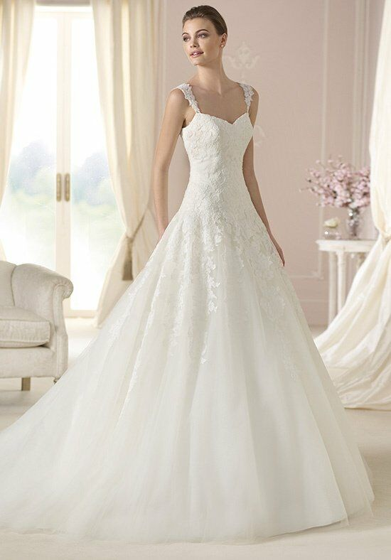 WHITE ONE Danisa Wedding Dress photo