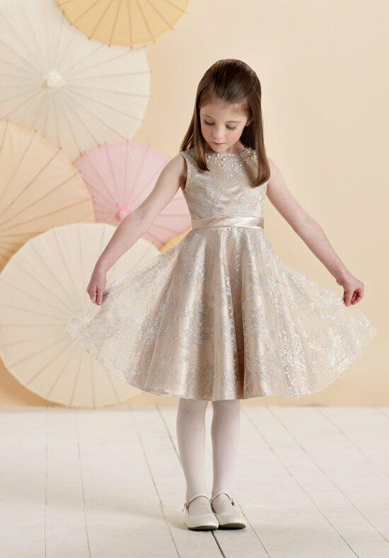 Joan Calabrese by Mon Cheri 214387 Flower Girl Dress photo