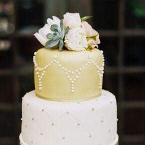 Bohemian Wedding Cakes