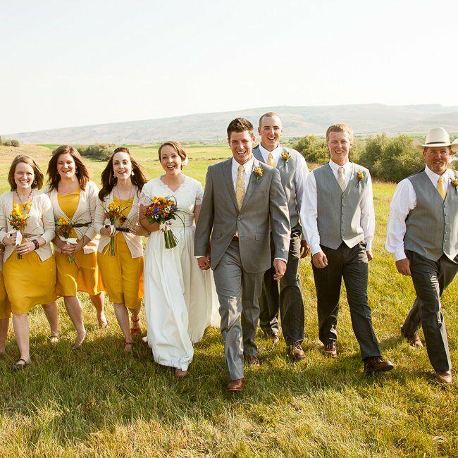 Casual wedding attire junglespirit Image collections