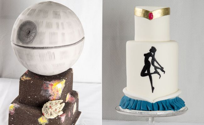 You Have to See These Geeky Groom's Cakes!