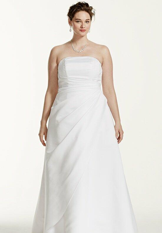 David's Bridal David's Bridal Woman Style 9T8076 Wedding Dress photo