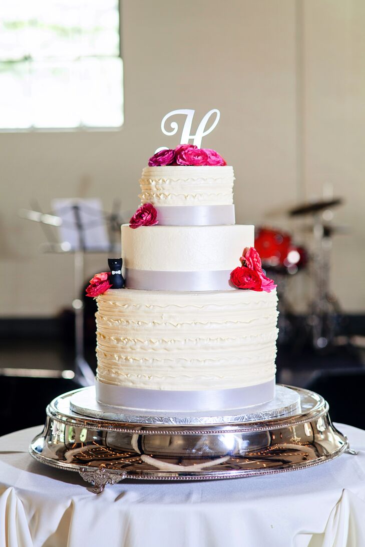 best wedding cakes in st louis mo a navy and fuchsia wedding at forest park visitor and 11631