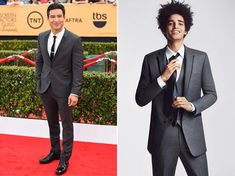 Mario Lopez at The SAG Awards