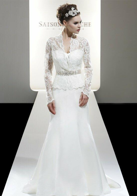 Saison Blanche Couture B3130 Wedding Dress photo