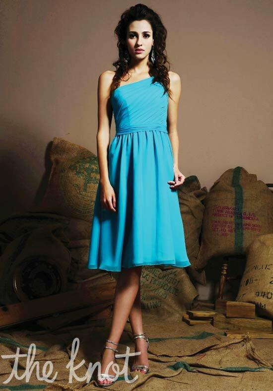 Eden Bridesmaids 7290 Bridesmaid Dress photo