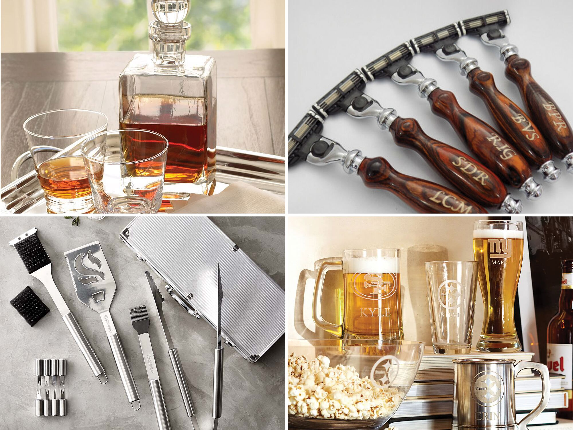 Personalization Wedding Gifts: 48 Groomsmen Gift Ideas