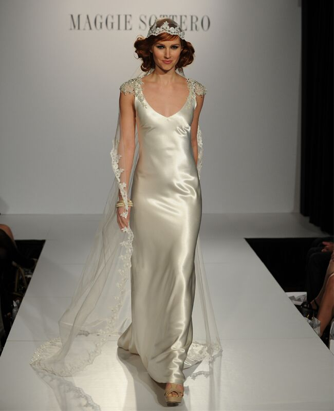 Art Deco Wedding Dresses From Maggie Sottero