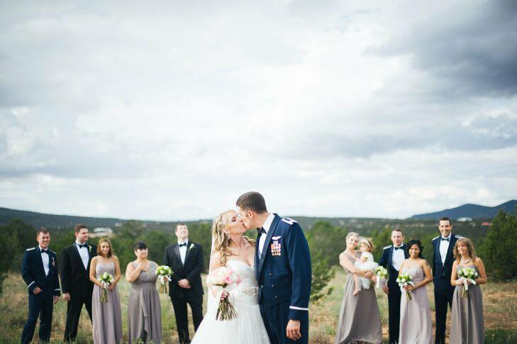 Wedding Invitations Albuquerque: A Nature Pointe Wedding In Albuquerque, New Mexico