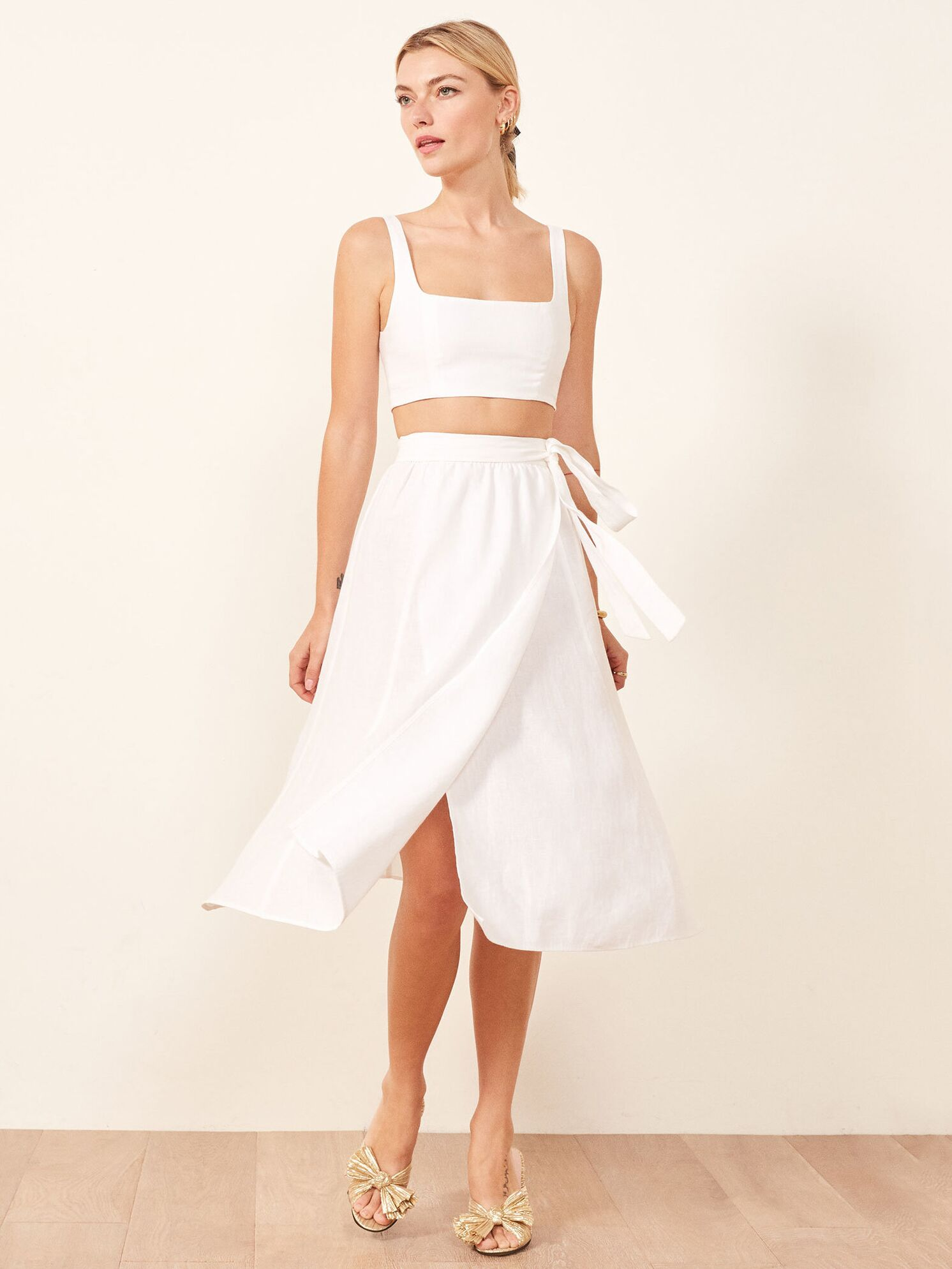 51726e6faed 9 White-Hot Bachelorette Party Dresses You Can Shop Now