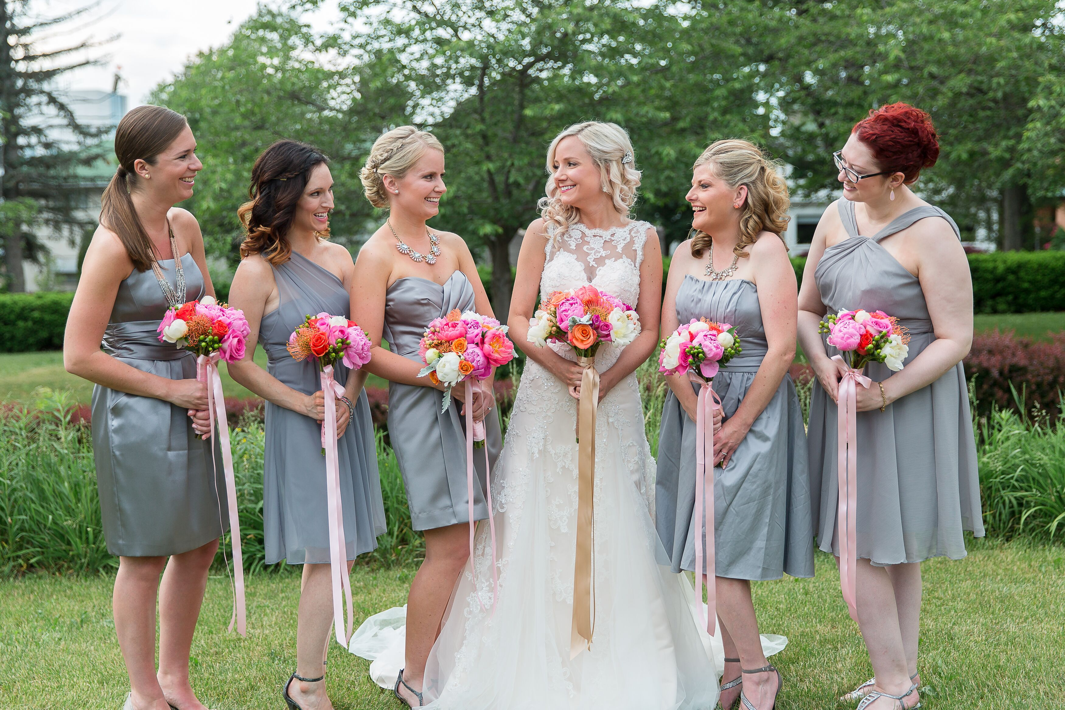 Silver davids bridal bridesmaid dresses ombrellifo Choice Image
