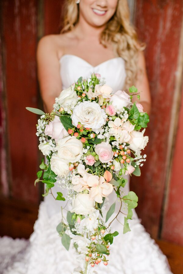 Rustic Centerpiece With Baby S Breath