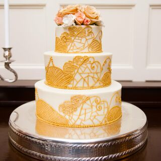 Real Vintage Wedding Cakes