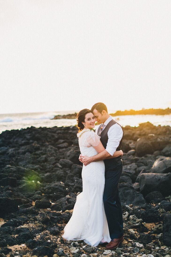 An Intimate Vibrant Wedding At The Sheraton Kauai Resort