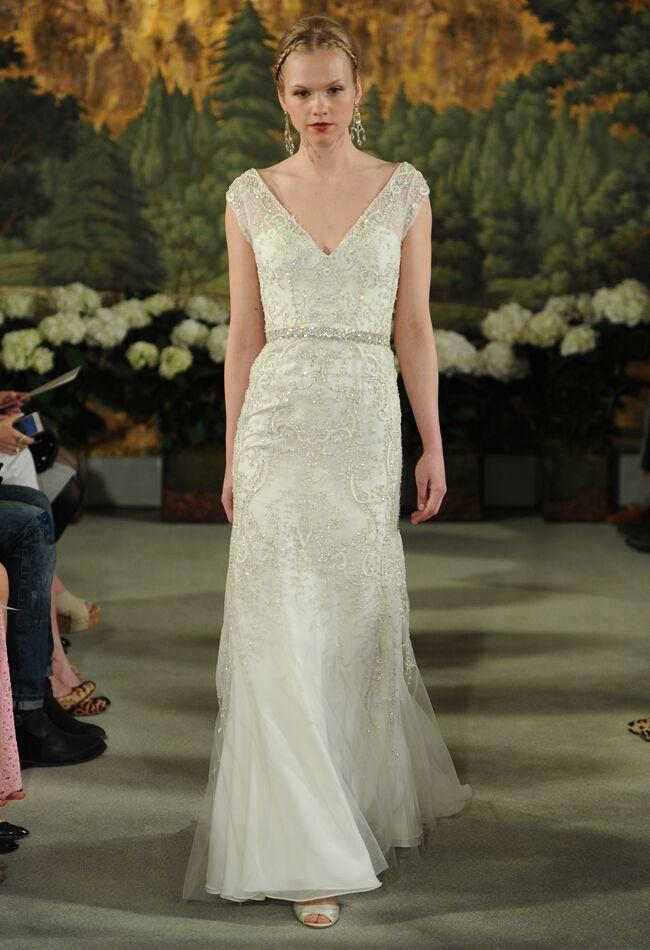 Wedding Dress By Anne Barge