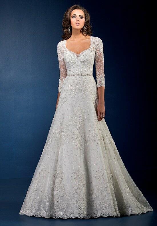 Jasmine Couture T162066 Wedding Dress photo